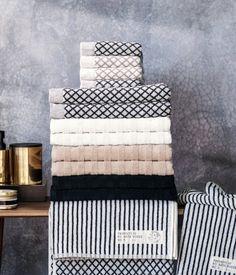 H&M - towels