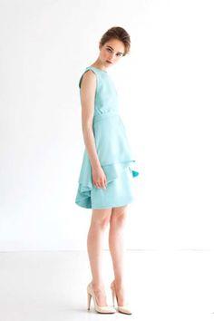 Katie Ermilio Spring 12 - Wedding dress for small wedding
