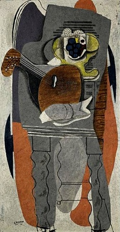 The Gray Table, 1930, Georges Braque