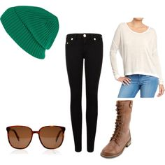 """Kickin Back"" by cara-weidinger on Polyvore"