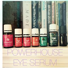 Eye Serum made with Young Living's Pure Essential Oils. Rose, Cypress, Frankincense, Helicrysum, Royal Hawaiian Sandalwood. Wonderful for fine lines, and dark circles. Jojoba Oil as the carrier oil