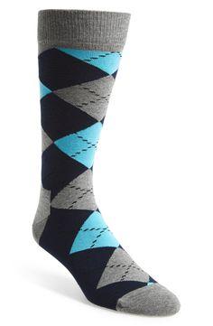 Happy Socks 'Argyle' Socks