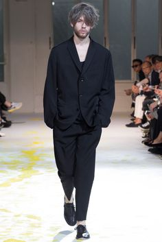 Yohji Yamamoto, Look #19