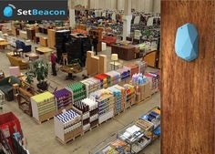 Beacon App, Beams, Store, Products, Larger, Shop, Gadget, Exposed Beams