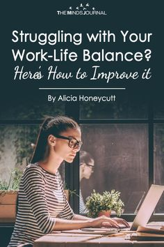 While people are becoming more and more focused on their career, the work-life balance is still an essential for feeling happy and fulfilled. Time Management Apps, Time Management Techniques, Struggle Quotes, Work Life Balance Tips, How To Stop Procrastinating, Behavioral Therapy, You Working, Feeling Overwhelmed, Feeling Happy