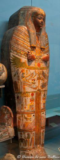 Sacófago del Britis Museum