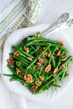 Rigatoni, Big Mac, Savoury Dishes, How To Slim Down, Healthy Treats, Gnocchi, Food Inspiration, Vegan Vegetarian, Green Beans