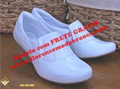 Sapato Couro Conforto