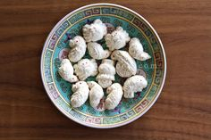 Seasaltwithfood: Kuih Bangkit-Tapioca Cookies