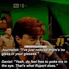 Pendant la série harry Potter