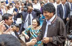 #Bolivia Informa: Universidades argentinas destacan liderazgo del presidente #EvoMorales y su referencia para los pueblos indígenas - #HonorisCausa #Argentina