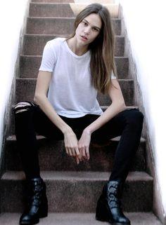 IMG Models - All Work Img Models, Milan, New York, Normcore, London, Street, Women, Fashion, Moda