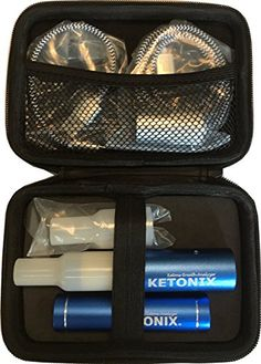 05bc91c339 KETONIX BLUETOOTH Reusable Breath Ketone Level Analyzer with Painfree, not strips  required, one time