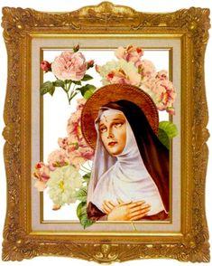St Rita Of Cascia, Pray For Us, The Conjuring, Deities, Savior, Witchcraft, Catholic, Mona Lisa, Saints
