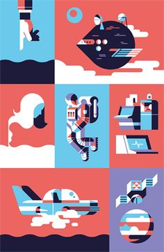 A PICTURE'S WORTH A THOUSAND WORDS - Timo Meyer - Illustration