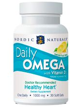 FREE Sample of Nordic Naturals Supplements