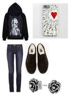 """Cold day"" by lily-brooks-1 on Polyvore featuring Tory Burch, Vans and Bling Jewelry"
