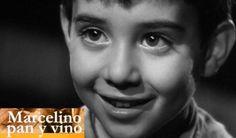 Marcelino é um pequeno órfão que causa milagre.