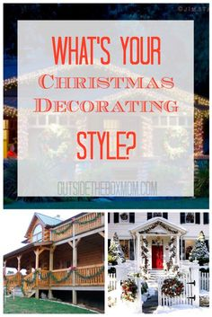 Most consider the weekend after Thanksgiving the prime time to get the tree and all decor out. It can be overwhelming to determine which Christmas decorating ideas work for the style of home you have. Here are six common home design types and Christmas decorating ideas for each one.