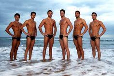 hello australian swim team