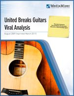 United Breaks Guitars viral analysis. On July 6, 2009, Sons of Maxwell, a band from Nova Scotia, posted a protest music video on Youtube, recounting its negative experiences with United Airlines.  The music video, United Breaks Guitars, immediately started to attract attention on Youtube and in other social media, such as blogs and Twitter. Broken Guitar, Social Media Report, United Airlines, Nova Scotia, Guitars, Music Videos, Sons, The Unit, Twitter