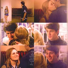 Nathan and Haley <3