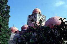 Cupole San Giovanni degli Eremiti ph. Pucci Scafidi, Palermo