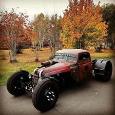 Rat Rod Cars, Old Classic Cars, Luxury Yachts, Old Trucks, Rats, Cars And Motorcycles, Hot Rods, Cool Cars, Antique Cars