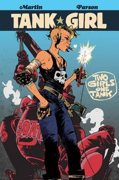 *High Grade* (W) Alan Martin (A) Brett Parson (CA) Paul Pope With the gang back together, what better way to celebrate than breaking out the big guns and shooting the crap out of a heavy-metal militia