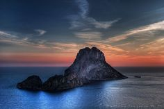 One of the most magical places on the planet, Es Vedra, Ibiza!  Inspiring memories for me, looking forward to visiting again this year.