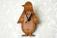 Penguin clock