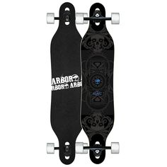 """b7f43311bed5a Arbor Assault Complete Longboard - 8.75x42"""". Skate"""