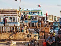 Culture in Dubai: 'Old Dubai', Gold