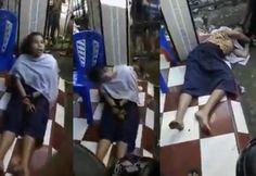 Video Siswi SMP di Manado Mabuk Karena Pacar Pindah Sekolah Jadi Viral