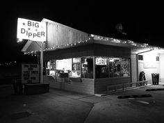 The Big Dipper hamburger stand in Owensboro, Kentucky... by A Culinary (Photo) Journal, via Flickr