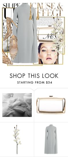 """""""Embellished shoes. NC contest."""" by noemicapozza ❤ liked on Polyvore featuring Envi:, Roger Vivier, Valentino and Ana Khouri"""