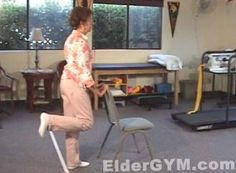 What are safe and effective exercises for older people?