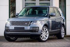 Byron Blue Monday Courtesy of Range Rover Car, Range Rovers, Range Rover Supercharged, Jaguar Land Rover, Fancy Cars, Love Car, Latest Cars, Car Show, Car Pictures