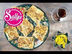 Heute backe ich ein türkisches Yufka-Börek, welches ganz einfach herzustellen ist. Die Yufka Blätter kann man so bereits im Kühlfach kaufen. Bei der nächsten...