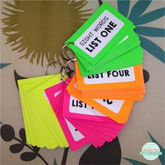 sight words, labels, dolche sight words, sight words plan, sight word list