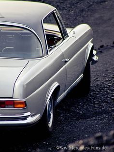 Mercedes-Benz 280SE Coupe