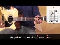 Last Kiss - Pearl Jam (aula de violão simplificada) - YouTube