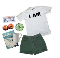 """""""i am who i am"""" by kampow ❤ liked on Polyvore featuring women's clothing, women, female, woman, misses and juniors"""