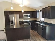 New Homes, Kitchen Cabinets, Home Decor, Decoration Home, Room Decor, Cabinets, Home Interior Design, Dressers, Home Decoration