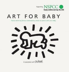Art for Baby [Board book] black and white
