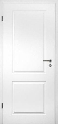 Innentür Zimmertür Stiltür RSP Weißlack weiss mit Zarge Türelement Element Tür in Heimwerker, Fenster, Türen & Treppen, Türen | eBay