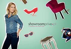 Amostras e Passatempos: Passatempo Showroomprive by A Pipoca Mais Doce