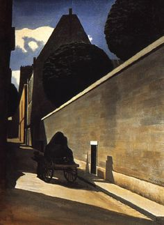 Man Ray - La Rue Ferou - A photographer and painter. Wow.  (side streets around Walk #17 and close to Luxembourg)