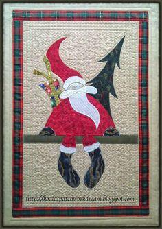 Mikołaj odpoczywa :)