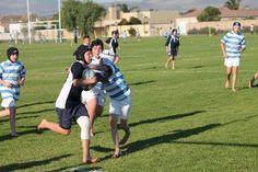 U11/U12 Rugby Boys Impress |